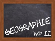 WP2 Geographie